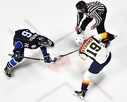Action from Game 4 of the 2017 MasterCard Memorial Cup between the Erie Otters and Saint John Sea Dogs on Monday May 22, 2017 at the WFCU Centre in Windsor, ON. Photo by Aaron Bell/CHL Images