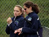 NCAA Women Tennis: Cedar Crest at Notre Dame