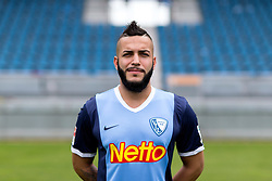 07.07.2015, Rewirpower Stadion, Bochum, GER, 2. FBL, VfL Bochum, Fototermin, im Bild Selim Guenduez (Bochum) // during the official Team and Portrait Photoshoot of German 2nd Bundesliga Club VfL Bochum at the Rewirpower Stadion in Bochum, Germany on 2015/07/07. EXPA Pictures &copy; 2015, PhotoCredit: EXPA/ Eibner-Pressefoto/ Hommes<br /> <br /> *****ATTENTION - OUT of GER*****