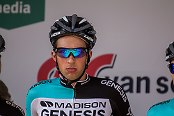 Veenendaal, The Netherlands - Dutch Food Valley Classic (UCI 1.1) - 23th August 2013 - Ian BIBBY (Madison Genesis)