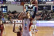 DESCRIZIONE : Campionato 2014/15 Virtus Acea Roma - Umana Reyer Venezia<br /> GIOCATORE : Jordan Morgan<br /> CATEGORIA : Tiro Penetrazione Sottomano<br /> SQUADRA : Virtus Acea Roma<br /> EVENTO : LegaBasket Serie A Beko 2014/2015<br /> GARA : Virtus Acea Roma - Umana Reyer Venezia<br /> DATA : 01/02/2015<br /> SPORT : Pallacanestro <br /> AUTORE : Agenzia Ciamillo-Castoria/GiulioCiamillo<br /> Predefinita :