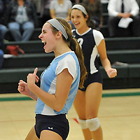 10.20.2010 Midpark vs Magnificat Varsity Volleyball