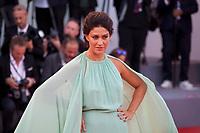 Giulia Bevilacqua at the premiere of the film The Leisure Seeker (Ella & John) at the 74th Venice Film Festival, Sala Grande on Sunday 3 September 2017, Venice Lido, Italy.
