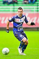 Yoann COURT - 10.01.2014 - Troyes / Brest - 19e journee Ligue 2<br /> Photo : Dave Winter / Icon Sport