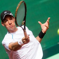 20130915: SLO, Tennis - Davis Cup, Slovenia vs South Africa