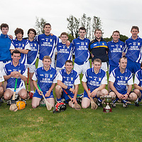 The Winning Kilmaley Team with the Division 2 Hurling League