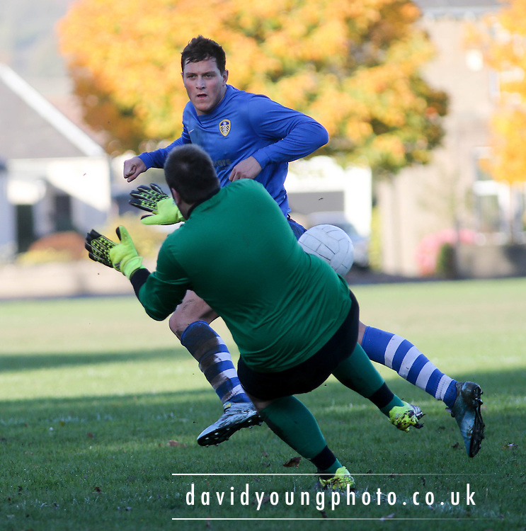 Kirkton (blue) v FC Bar 12 - Scottish Sunday FA Cup<br /> <br />  - &copy; David Young - www.davidyoungphoto.co.uk - email: davidyoungphoto@gmail.com