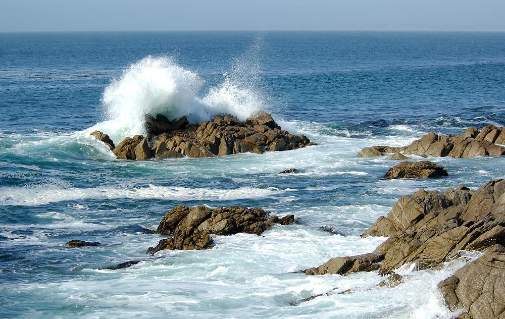 Coast at Monterey Bay, Monterey, California, United States of America