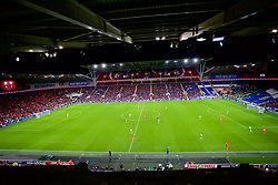 CARDIFF, WALES - Thursday, September 6, 2018: Wales take on Republic of Ireland during the UEFA Nations League Group Stage League B Group 4 match between Wales and Republic of Ireland at the Cardiff City Stadium. (Pic by Laura Malkin/Propaganda)