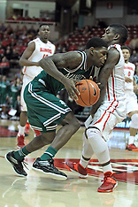 20131120 Manhattan at Illinois State Men's Basketball Photos
