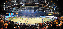 Overview arena<br /> Mercedes CSI-W Zurich 2013<br /> © Hippo Foto - Katja Stuppia