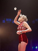 La Soiree <br /> at the <br /> Spiegeltent in Leicester Square, London, Great Britain <br /> press photocall <br /> 14th November 2016 <br /> <br /> Olivia Porter <br /> <br /> <br /> Photograph by Elliott Franks <br /> Image licensed to Elliott Franks Photography Services