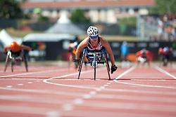 COCKROFT Hannah, GBR, 200m, T34, 2013 IPC Athletics World Championships, Lyon, France