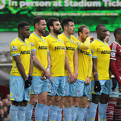 West Ham v Crystal Palace | Premier League | 28 February 2015