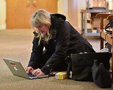 Carol Guzy at Moravian Academy
