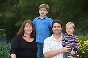 Kerrie & Grant & Family