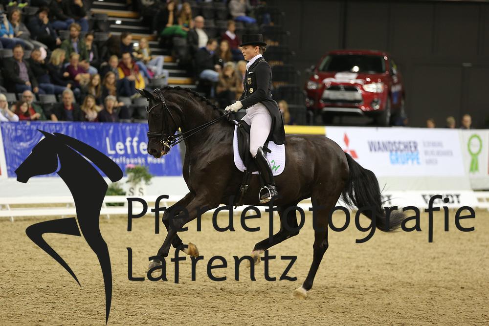 Werth, Isabell, Weihegold OLD<br /> Oldenburg - Agravis Cup<br /> Nationale Dressur<br /> © www.sportfotos-lafrentz.de/ Stefan Lafrentz