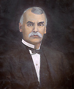Alston Ellis, Tenth President of Ohio University, 1901-1920. © Ohio University