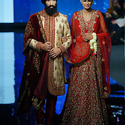 Traditions showcases latest collection at the National Asian Wedding Show on 11th Novmber 2017, Olympia London.