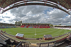 LINCOLN CITY GROUND