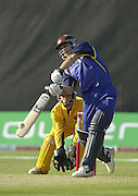 14/6/03 Photo Peter Spurrier.Imber Court - Esher - Surrey.2003 - Cricket - Twenty/20 - Surrey Lions [Blue] v Essex Eagles [Yellow].Mark Ramprekash