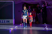 HAMBURG  (Ger) - Match 19,  for bronze , Der Club an der Alster (Ger) - Club Campo de Madrid (Esp) (7-0)  Photo: Sara Barrios (Madrid). Club Cup 2019 Women . WORLDSPORTPICS COPYRIGHT  KOEN SUYK