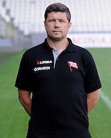 2016.07.04 Krakow <br /> Pilka nozna Ekstraklasa sezon 2016/2017<br /> Sesja Cracovia Krakow <br /> N/z Marcin Gedlek, trener analityk, glowka portret<br /> Foto Rafal Rusek / PressFocus<br /> <br /> 2016.07.04 Krakow <br /> Football Polish Ekstraklasa season 2016/2017<br /> Photo Session team Cracovia Krakow <br /> Marcin Gedlek, trener analityk, glowka portret<br /> Credit: Rafal Rusek / PressFocus