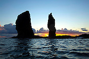 Nanahoa, Pinnacles, Five Needles, Lanai, Hawaii