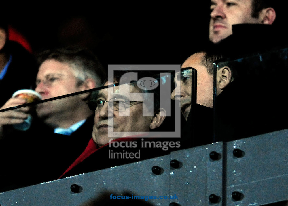 London - Tuesday, January 27th, 2009: Honery Life President of Watford, Graham Taylor during the Coca Cola Championship match at Vicarage Road, London. (Pic by Daniel Hambury/Focus Images)