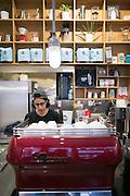 Joe Coffee, New York by Ben Hider