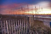 HDR Sunrise, Wrightsville Beach