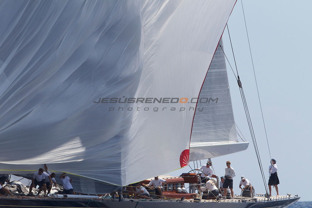 The SuperYacht Cup 2013 , coastal race, day 3 , ©jrenedo