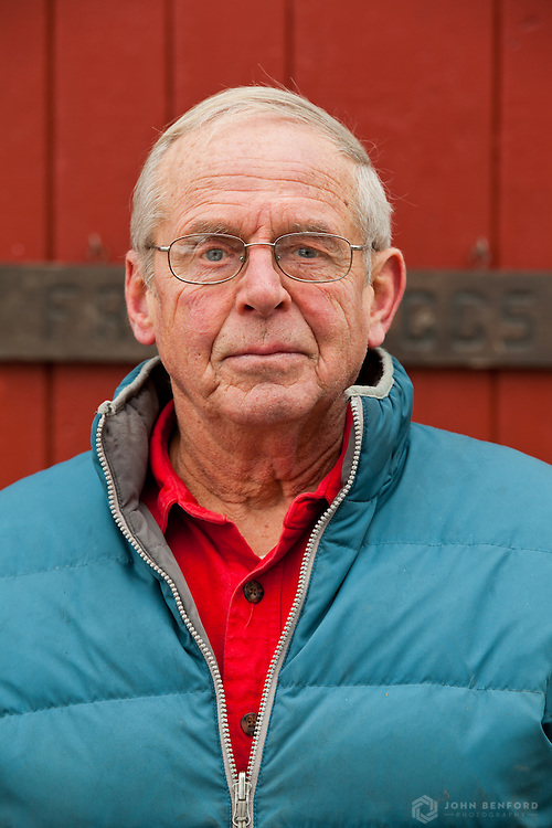 Dick Wollmar of Moor Farm.