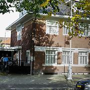 NLD/Amsterdam/20121016 - Gehuurde woning Doutzen Kroes en Sunnery James in Amsterdam