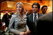 Manhattan, New York, USA, 20060424: Donald Trump jr. and Ivanka Trump at a  press conference launching building plans of the Trump Ocean Club, International Hotel and Tower in Panama...Photo: Orjan F. Ellingvag/ Dagbladet/ Corbis