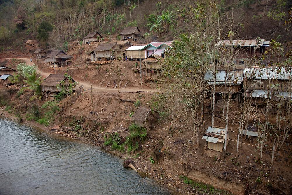 Xiang Ngeun, Laos, near Luang Prabang.