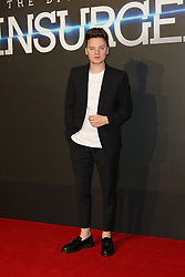 © Licensed to London News Pictures. 14/03/2015, UK. Conor Maynard, Divergent Series: Insurgent - World Film Premiere, Leicester Square, London UK, 11 March 2015 Photo credit : Richard Goldschmidt/Piqtured/LNP