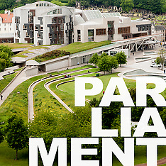 Scottish Parliament - Edinburgh - EMBT Miralles Tagliabue