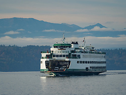 United States, Washington, Edmonds, Puget Sound