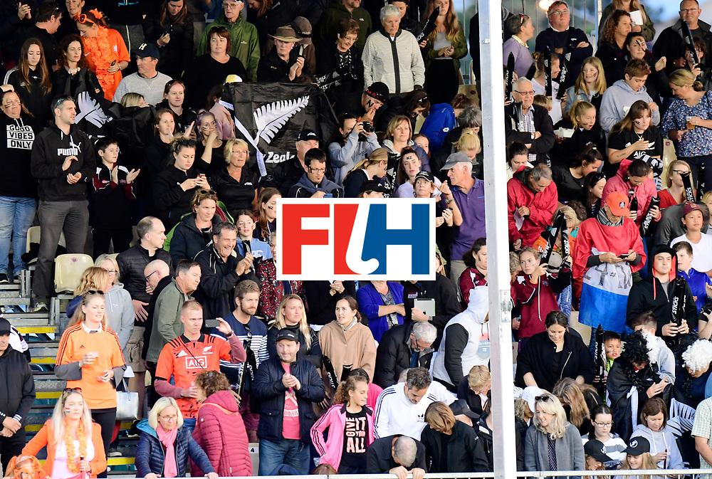 AUCKLAND - Sentinel Hockey World League final women<br /> Match id:10322<br /> 22 NED v NZL (Final)<br /> Foto: Fans<br /> WORLDSPORTPICS COPYRIGHT FRANK UIJLENBROEK