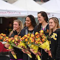 USC Women's Swimming & Diving | 2017 | UCLA