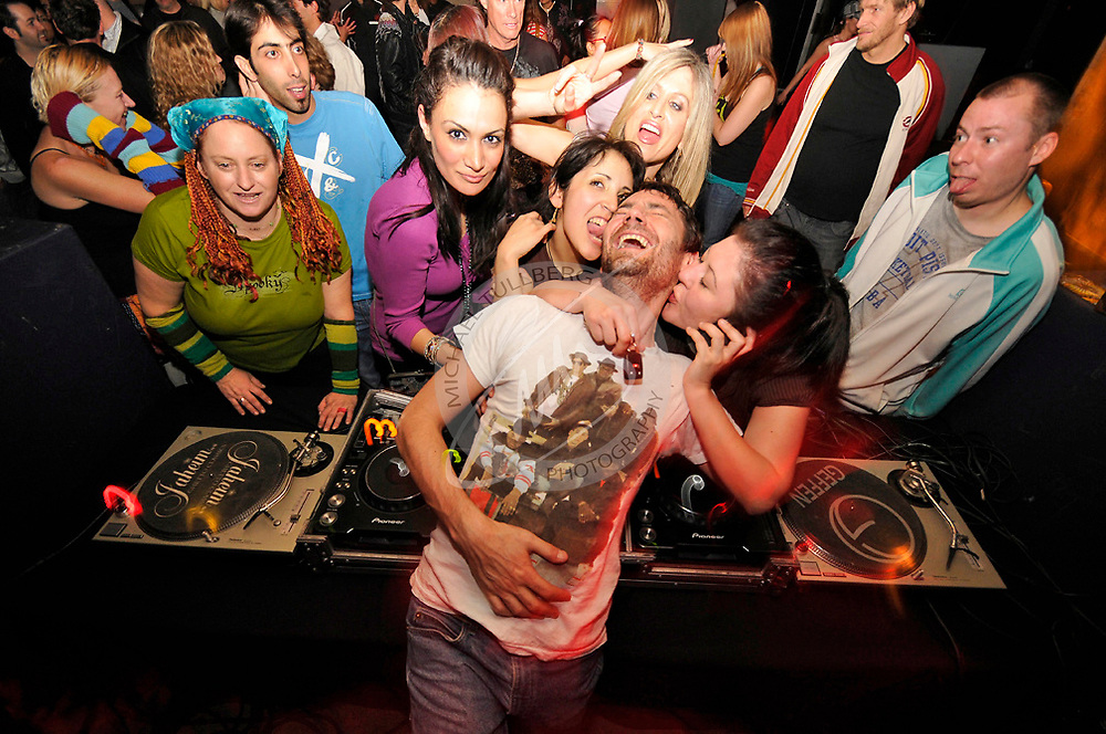 """As Gene Simmons once said, """"Anyone who thinks we got into this for the musical integrity of mankind is full of it. It's girls!"""" And the great DJ Danny Howells proves him right."""