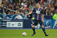 Zlatan Ibrahimovic - 30.05.2015 - Auxerre / Paris Saint Germain - Finale Coupe de France<br />