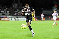 Mohamed FOFANA - 09.05.2015 -  Evian Thonon / Reims  - 36eme journee de Ligue 1<br />Photo : Jean Paul Thomas / Icon Sport