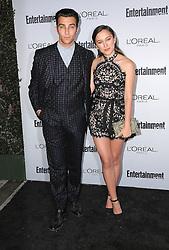 Luke Brandon Field, Zelda Williams bei der 2016 Entertainment Weekly Pre Emmy Party in Los Angeles / 160916<br /> <br /> ***2016 Entertainment Weekly Pre-Emmy Party in Los Angeles, California on September 16, 2016***