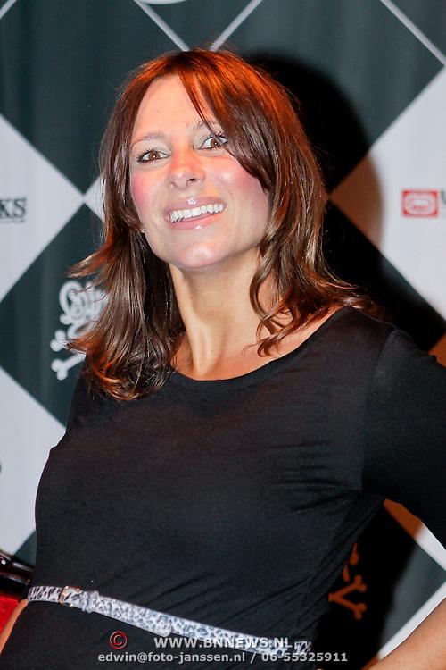 NLD/Amsterdam/20111007 - Presentatie Marc Ecko watches, Barbara Karel