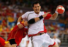 20080812 Olympics Beijing 2008, Håndbold for herrer Polen-Spanien