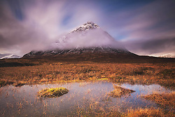Buachaille Etive Mor (c) Ross Eaglesham| Edinburgh Elite media