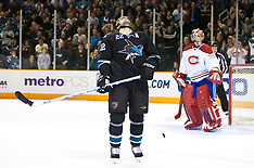 20100304 - Montreal Canadiens at San Jose Sharks (NHL Hockey)