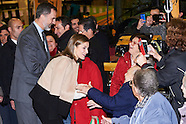 012517 Spanish Royals Attend the Opening of the 29th edition of 'AGROEXPO'